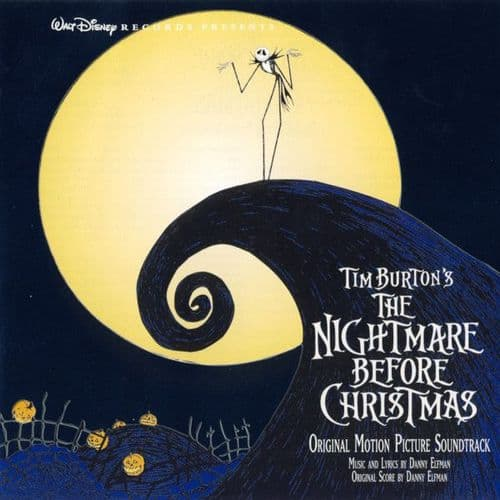 Danny Elfman<br>Tim Burton's The Nightmare Before Christmas (Original Motion Picture Soundtrack)